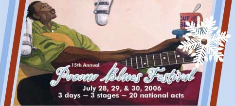 Poconos Blues Festival