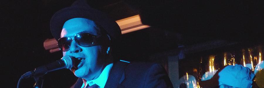 Billy Valentine @ the P&G 09/10/10