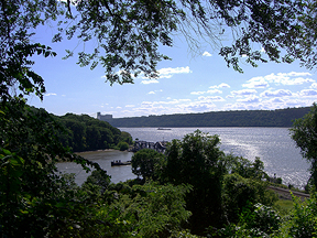 Spuyten Duyvil View South